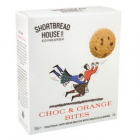 Shortbread Chocolate y Naranja 150gr