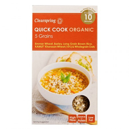 Quick Cook 5 Cereales 250gr