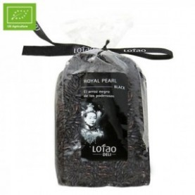 Arroz Royal Pearl Black ecológico 300gr