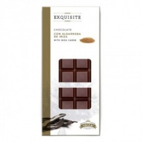 Chocolate con Algarroba 100gr