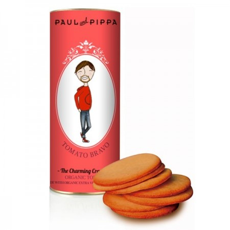 Galletas de Tomate Ecológicas 150gr
