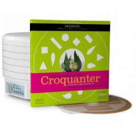 Kit Croquanter GEO 8 plantillas
