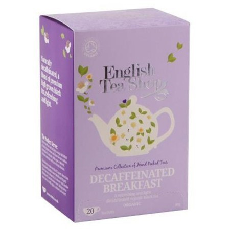 Té Breakfast Descafeinado 40gr