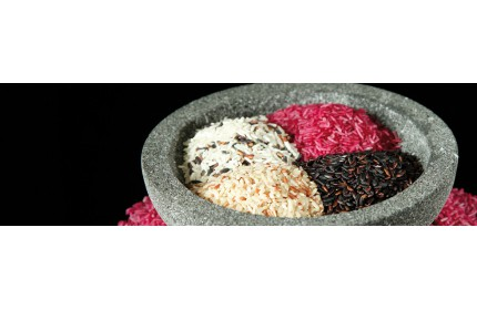 Arroz Glam Wedding Pink Lotao Deli Rice